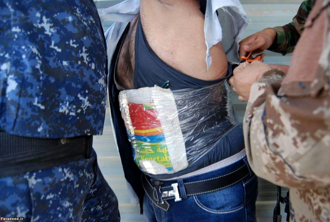انتحاری - عملیات ناکام 15 عامل انتحاری در عراق