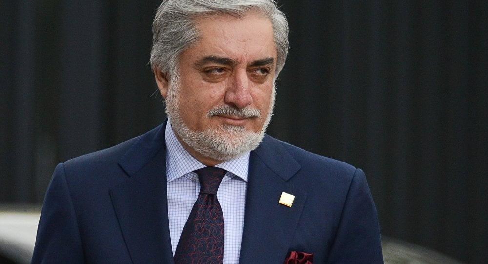 عبدالله عبدالله - استقبال گرم عبدالله عبدالله از بازگشت جنرال دوستم به افغانستان