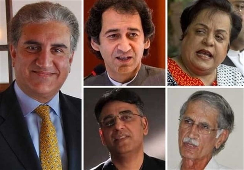عمرانخان کابینه - جشن پیروزی طرفداران تحریک انصاف در پاکستان!