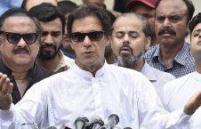عمران خان 2 226x145 - عمران خان: صلح در افغانستان به معنی صلح در پاکستان است