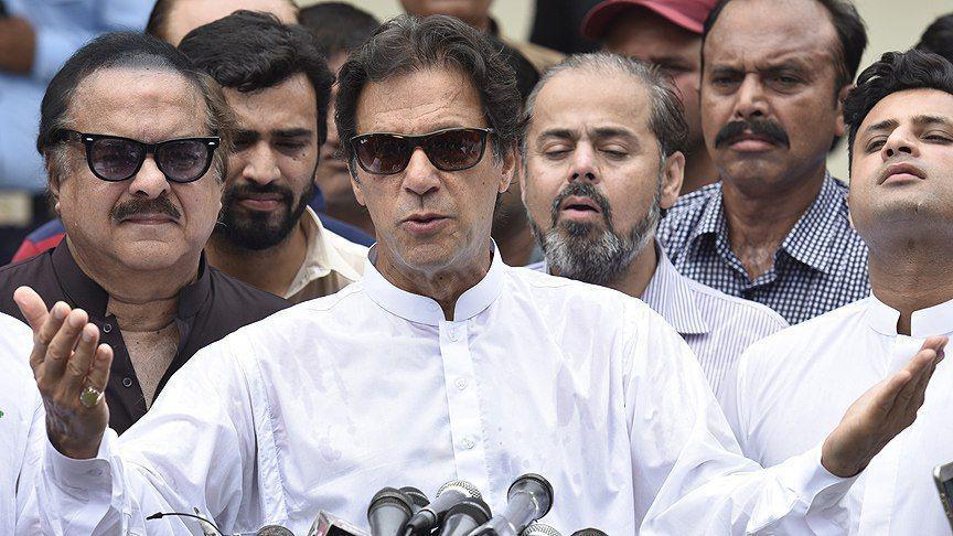 عمران خان 2 - عمران خان: صلح در افغانستان به معنی صلح در پاکستان است