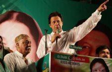 عمران خان 4 226x145 - اولین نطق ضد استعماری عمران خان: امریکا را از افغانستان اخراج کنید!