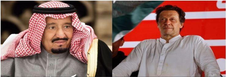 عمران خان - پیشنهاد مالی عربستان به عمران خان