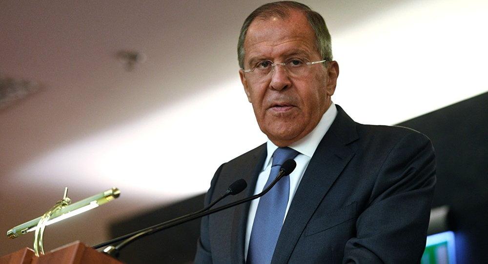 لاوروف - پاسخ روسیه به تحریمهای اعمالی امریکا