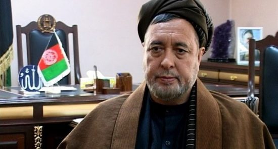 محمد محقق 550x295 - واکنش محقق به حمله انتحاری در مرکز ولایت پکتیا