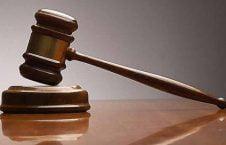 محکمه 226x145 - حکم اعدام برای سه تروریست داعشی