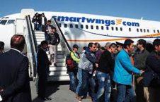 مهاجر 226x145 - اخراج گروه دیگری از پناهجویان رد شده افغان از جرمنی