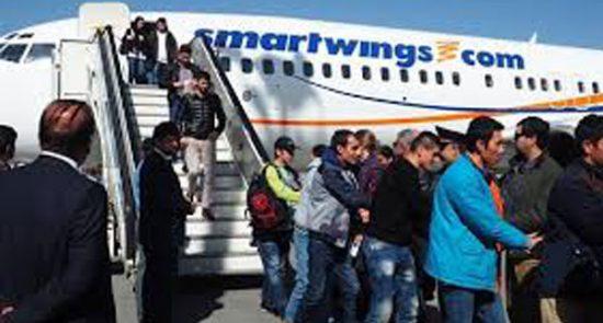 مهاجر 550x295 - جرمنی 40 پناهجوی افغان را دیپورت کرد!