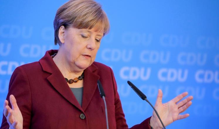 میرکل - مخالفت باشنده گان جرمنی با تداوم صدراعظمی میرکل