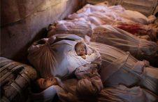 نسل کشی 1 226x145 - کاریکاتور/ نسل کشی مسلمانان؛ از غزه تا یمن