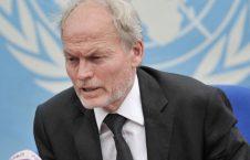 نیکولاس کی 226x145 - عجز سفیر بریتانیا از پاسخ به سوال فعالان صلح!