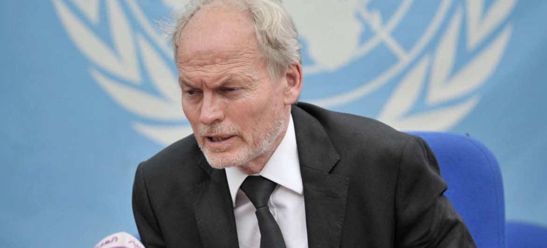 نیکولاس کی - توهین سفیر بریتانیا به مردم افغانستان