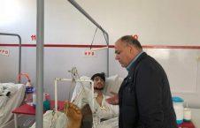 ويس احمد برمك 226x145 - عيادت وزير امور داخله از زخميان پوليس