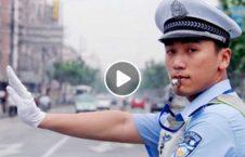 ویدیو اقدام انسانی پولیس ترافیک چین 226x145 - ویدیو/ اقدام انسانی و جالب پولیس ترافیک چین