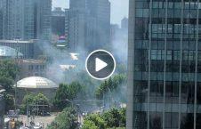 ویدیو انفجار سفارت امریکا پایتخت چین 226x145 - ویدیو/ انفجار در نزدیکی سفارت امریکا در پایتخت چین