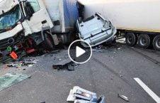 ویدیو تصادف مرگبار 226x145 - ویدیو/ تصادف مرگبار