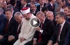 ویدیو/ تلاوت زیبای قرآن توسط رجب طیب اردوغان