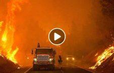 ویدیو پیشرفت آتش سوزی در کالیفورنیا 226x145 - ویدیو/ پیشرفت آتش سوزی در کالیفورنیا