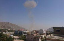 کابل انتحاری 226x145 - حمله انتحاری بالای کاروان موترهای نیروهای امنیت ملی در کابل