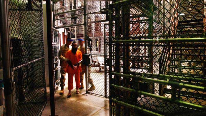 گوانتانامو - حبس طولانی دریور بی گناه در گوانتانامو