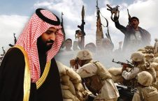 یمن 226x145 - کاریکاتور/ سقوط عربستان در باتلاق یمن!