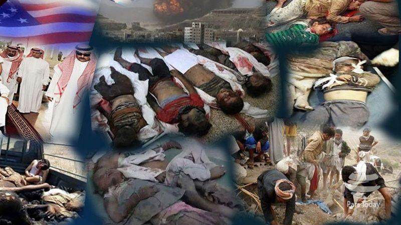 یمن 4 - جنایت نسل کشی آل سعود در یمن