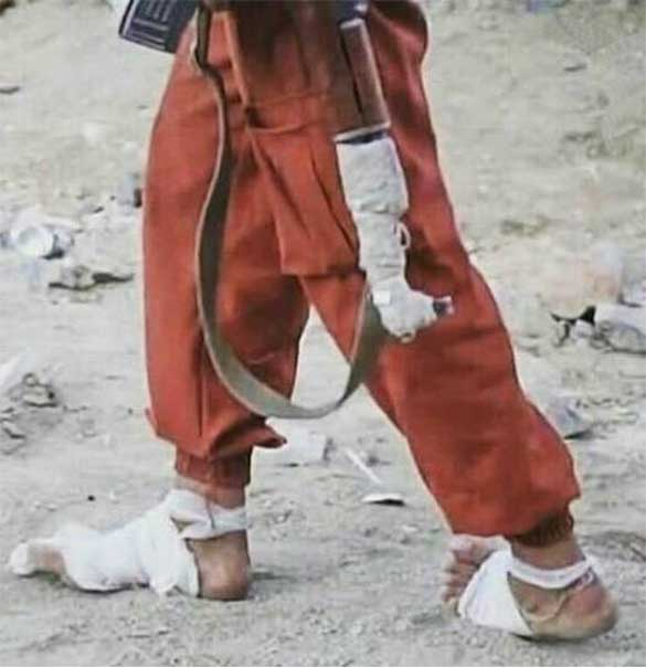 6 - عکس/ این عساکر، آلسعود را به زانو درآوردهاند