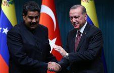 اردوغان نیکولاس مادورو 226x145 - اعلام حمایت اردوغان از نیکولاس مادورو