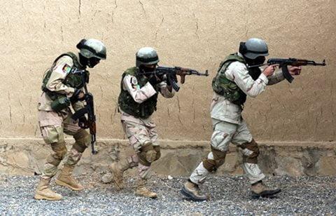 اردوی ملی - به دنبال شکار طالبان...
