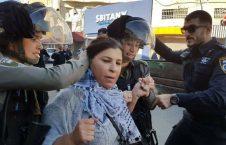 اسراییل عسکر 226x145 - هجوم وحشیانه عساکر اسراییل به خانه های مردم فلسطین