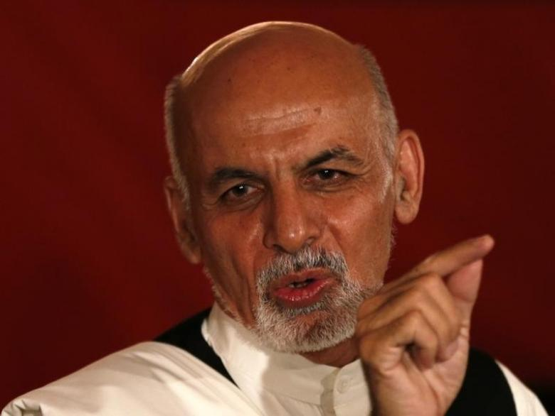 اشرف غنی - کمپاین های پسا انتخاباتی غنی برای جلب حمایت والیان