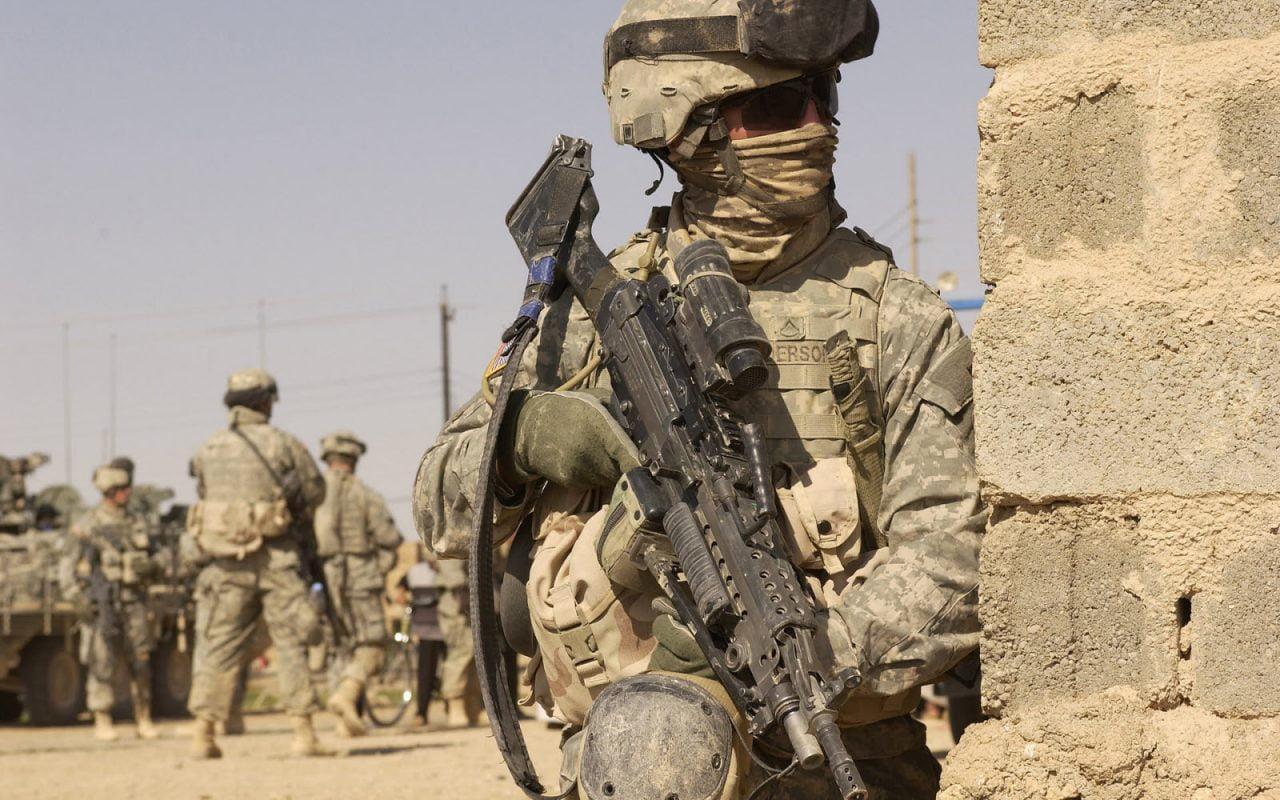 امریکا 2 - نیروهای خاص ایالات متحده و نبرد علیه داعش در کوهپایه های ننگرهار