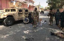 امنیت 226x145 - بررسی آخرین وضعیت امنیتی در شهر غزنی