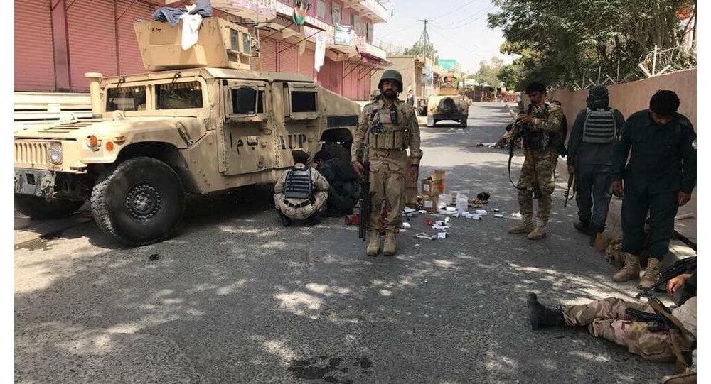 امنیت - بررسی آخرین وضعیت امنیتی در شهر غزنی