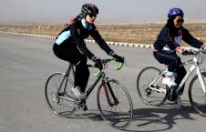 راه اندازی سومین دور تور بایسکلرانی در بامیان