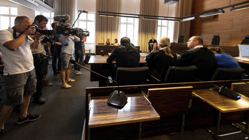 .jpg - مادر جرمن به جرم تجاوز جنسی به پسرش زندانی شد! + عکس