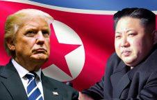 ترمپ کوریای شمالی 226x145 - دستان ترمپ بر دهان کوریای شمالی!