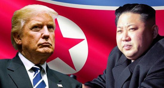 ترمپ کوریای شمالی 550x295 - کوریای شمالی به امریکا هشدار داد