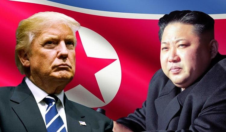 ترمپ کوریای شمالی - کوریای شمالی به امریکا هشدار داد