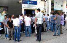 ترکیه بیکاری 226x145 - بحران بیکاری در ترکیه