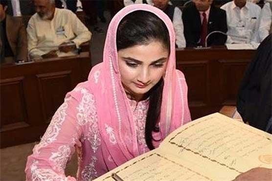 عاشق - جوان ترین عضو پارلمان پاکستان کیست؟