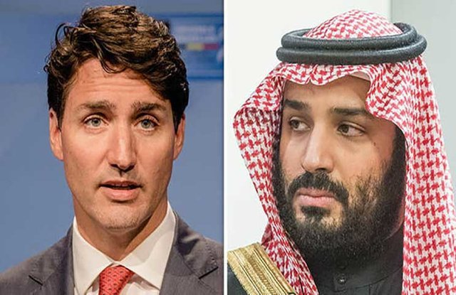 ترودو - کانادا: به فشارها علیه رژیم سعودی ادامه میدهیم