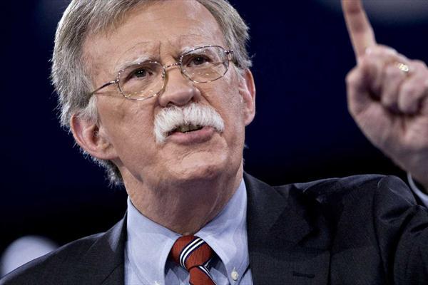 جان بولتون - جان بولتون: طالبان قابل اعتماد نیستند