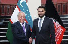 حمدالله محب عبدالعزیز کاملوف 226x145 - دیدار مشاور امنیت ملی با وزیر امور خارجه اوزبیکستان