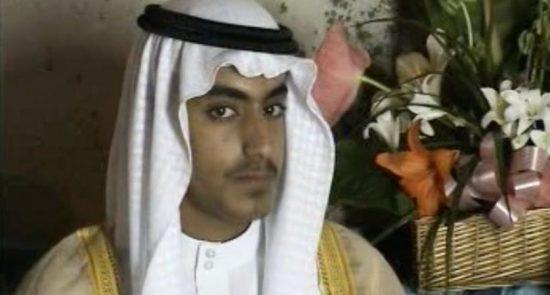 حمزه بن لادن 550x295 - ازدواج حمزه بن لادن با دختر عامل حمله 11 سِپتمبر!