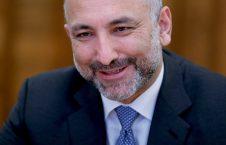 حنیف اتمر 226x145 - مهر تایید حنیف اتمر بر نشست صلح افغانستان در مسکو