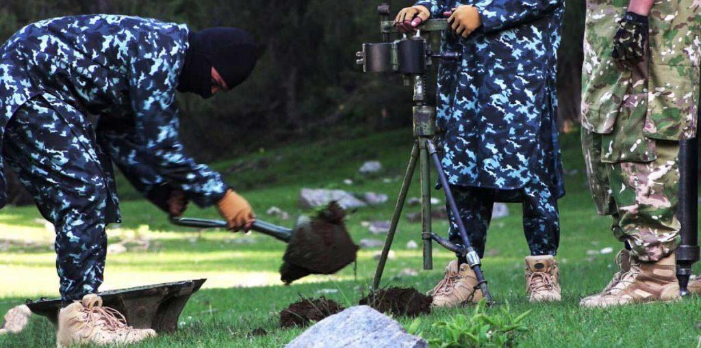 1 1024x509 - تصاویر/ قدرت نمایی داعش در ننگرهار