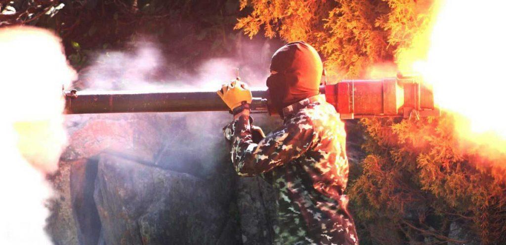 2 1024x497 - تصاویر/ قدرت نمایی داعش در ننگرهار