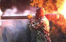 داعشی 2 226x145 - تصاویر/ قدرت نمایی داعش در ننگرهار