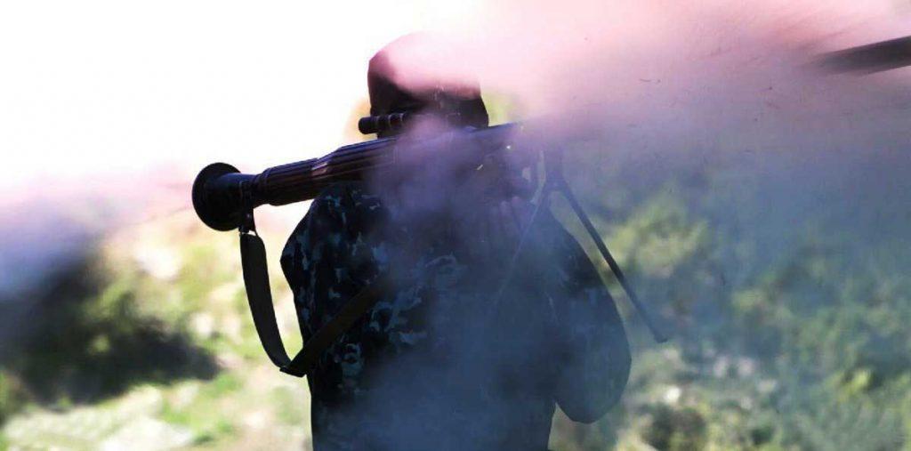 6 1024x507 - تصاویر/ قدرت نمایی داعش در ننگرهار